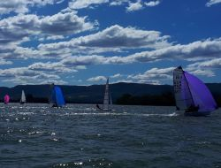 Illawarra Yacht Club turns it on for Round 1 of the NSW States
