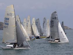 Gul B14 National Championship at Paignton Sailing Club - Day 3