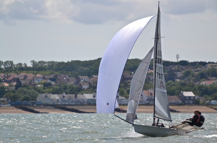 GBR757 (791) Whitstable 2015. Credit: Alex Cheshire