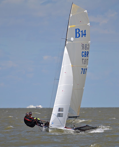 GBR787 Whitstable 2015. Credit: Alex Cheshire