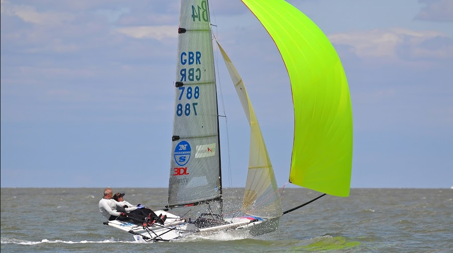 GBR788 Whitstable 2015. Credit: Alex Cheshire